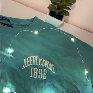 Abercrombie Cropped tee 🌺🌺